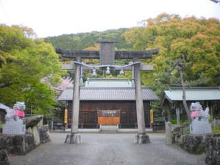 佐喜浜八幡宮:写真1