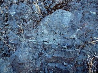佐喜浜の枕状溶岩:写真2