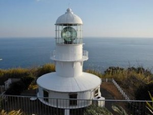 室戸岬灯台:写真
