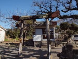 鑑雄(かがみお)神社:写真2