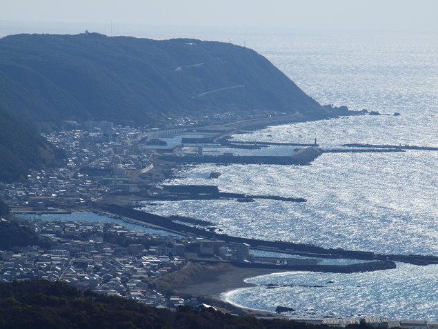 崎山海成段丘:写真2