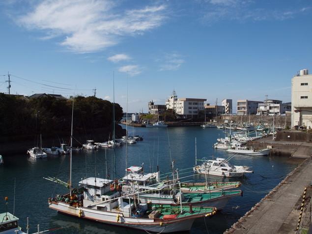 室津(むろつ)港:写真4