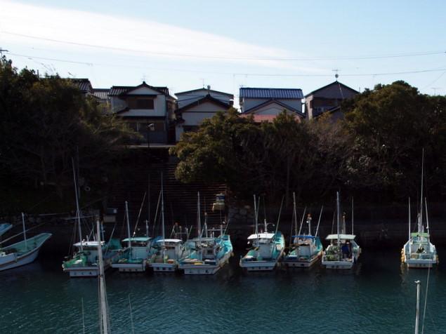 室津(むろつ)港:写真5