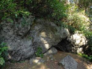 捻岩(ねじりいわ):写真1
