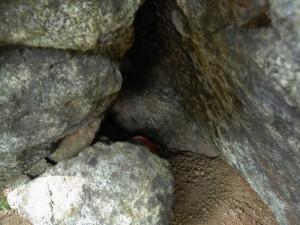 捻岩(ねじりいわ):写真2