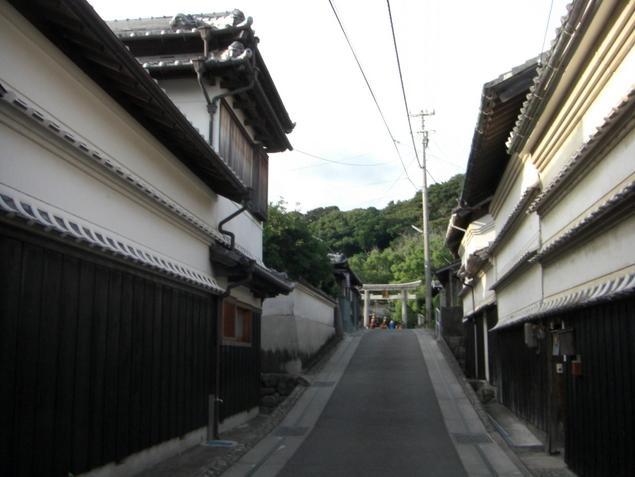 吉良川(きらがわ)まちなみ:写真1